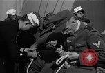 Image of German prisoners Atlantic Ocean, 1945, second 10 stock footage video 65675070715