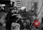 Image of German prisoners Atlantic Ocean, 1945, second 11 stock footage video 65675070720