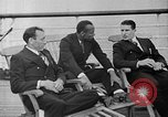 Image of Olympic athletes on SS Manhattan Germany, 1936, second 10 stock footage video 65675070725