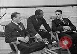 Image of Olympic athletes on SS Manhattan Germany, 1936, second 11 stock footage video 65675070725