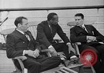 Image of Olympic athletes on SS Manhattan Germany, 1936, second 12 stock footage video 65675070725
