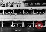 Image of SS Manahattan returning from war-torn Europe United States USA, 1938, second 9 stock footage video 65675070726