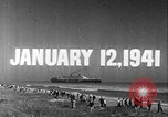 Image of SS Manhattan aground off Florida United States USA, 1941, second 4 stock footage video 65675070727