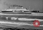 Image of SS Manhattan aground off Florida United States USA, 1941, second 6 stock footage video 65675070727