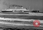 Image of SS Manhattan aground off Florida United States USA, 1941, second 7 stock footage video 65675070727