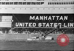 Image of SS Manhattan aground off Florida United States USA, 1941, second 9 stock footage video 65675070727