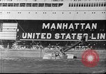 Image of SS Manhattan aground off Florida United States USA, 1941, second 11 stock footage video 65675070727