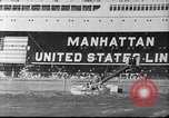 Image of SS Manhattan aground off Florida United States USA, 1941, second 12 stock footage video 65675070727
