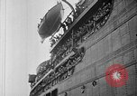 Image of SS Manhattan becomes USS Wakefield New York United States USA, 1941, second 8 stock footage video 65675070728