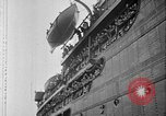 Image of SS Manhattan becomes USS Wakefield New York United States USA, 1941, second 9 stock footage video 65675070728
