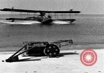 Image of Curtiss HS-2L seaplane France, 1918, second 2 stock footage video 65675070740