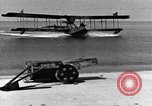 Image of Curtiss HS-2L seaplane France, 1918, second 3 stock footage video 65675070740