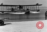 Image of Curtiss HS-2L seaplane France, 1918, second 7 stock footage video 65675070740