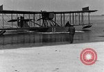 Image of Curtiss HS-2L seaplane France, 1918, second 11 stock footage video 65675070740