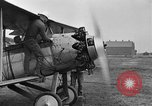 Image of Biplane with radial engine France, 1918, second 4 stock footage video 65675070741