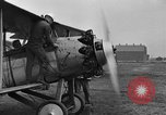 Image of Biplane with radial engine France, 1918, second 7 stock footage video 65675070741