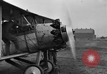 Image of Biplane with radial engine France, 1918, second 12 stock footage video 65675070741