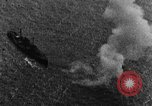 Image of Sinking of Battleship Ostfriesland Cape Hatteras North Carolina USA, 1921, second 6 stock footage video 65675070747