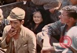 Image of natives Okinawa Ryukyu Islands, 1945, second 2 stock footage video 65675070754