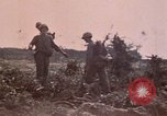 Image of United States 1st Marine Division Okinawa Ryukyu Islands, 1945, second 9 stock footage video 65675070757
