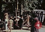 Image of rehabilitation of natives on Okinawa in World War 2 Okinawa Ryukyu Islands, 1945, second 2 stock footage video 65675070759