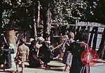 Image of rehabilitation of natives on Okinawa in World War 2 Okinawa Ryukyu Islands, 1945, second 4 stock footage video 65675070759