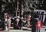 Image of rehabilitation of natives Okinawa Ryukyu Islands, 1945, second 5 stock footage video 65675070759