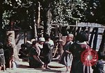 Image of rehabilitation of natives Okinawa Ryukyu Islands, 1945, second 7 stock footage video 65675070759