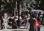 Image of rehabilitation of natives on Okinawa in World War 2 Okinawa Ryukyu Islands, 1945, second 8 stock footage video 65675070759
