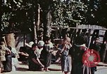 Image of rehabilitation of natives Okinawa Ryukyu Islands, 1945, second 9 stock footage video 65675070759