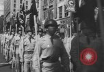 Image of defense bond drive Atlanta Georgia USA, 1951, second 5 stock footage video 65675070768
