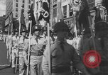 Image of defense bond drive Atlanta Georgia USA, 1951, second 6 stock footage video 65675070768
