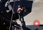 Image of USS Mount Olympus Atlantic Ocean, 1946, second 9 stock footage video 65675070781