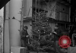 Image of Christmas program Antarctic Peninsula, 1946, second 4 stock footage video 65675070790