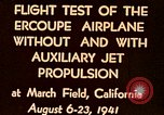 Image of Ercoupe airplane California United States USA, 1941, second 6 stock footage video 65675070799