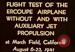 Image of Ercoupe airplane California United States USA, 1941, second 7 stock footage video 65675070799