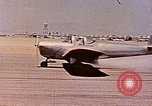 Image of Ercoupe airplane California United States USA, 1941, second 11 stock footage video 65675070802