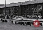 Image of hanging clothes Japan, 1949, second 9 stock footage video 65675070814