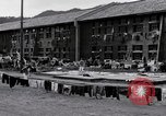 Image of hanging clothes Japan, 1949, second 10 stock footage video 65675070814