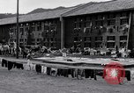 Image of hanging clothes Japan, 1949, second 11 stock footage video 65675070814