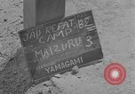 Image of Japanese repatriation camp Japan, 1949, second 4 stock footage video 65675070816