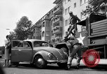 Image of U.S. Army Military Police Normandy France, 1944, second 9 stock footage video 65675070819