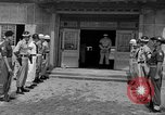 Image of U.S. Military Police Officers Panmunjom Korea, 1953, second 1 stock footage video 65675070825