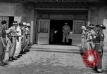 Image of U.S. Military Police Officers Panmunjom Korea, 1953, second 3 stock footage video 65675070825
