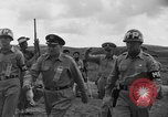 Image of U.S. Military Police Officers Panmunjom Korea, 1953, second 8 stock footage video 65675070825