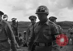 Image of U.S. Military Police Officers Panmunjom Korea, 1953, second 9 stock footage video 65675070825