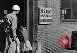 Image of U.S. Army  Military Police United States USA, 1950, second 10 stock footage video 65675070827
