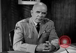Image of U.S. Army Provost Marshal General Georgia United States USA, 1962, second 4 stock footage video 65675070829