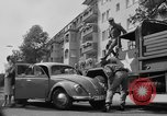 Image of U.S. Military Police Europe, 1950, second 10 stock footage video 65675070833