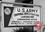 Image of U.S. Army  Military Police Georgia United States USA, 1962, second 11 stock footage video 65675070836